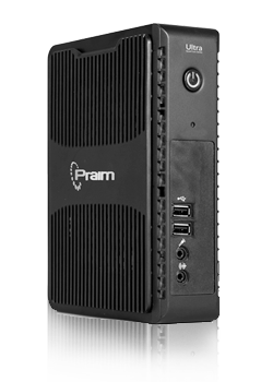 Praim Ultra Quad Core Series Thin Client